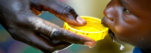 afrique eau