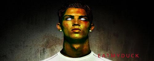 cristiano ronaldo zombie
