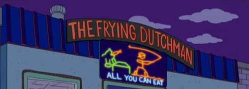 frying dutchman