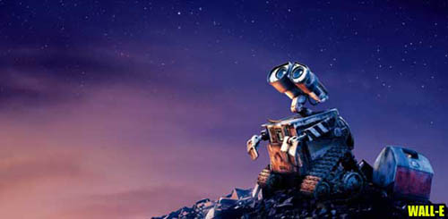 eat my duck wall-E