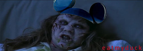 exorciste disney
