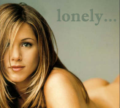 jennifer-aniston-lonely