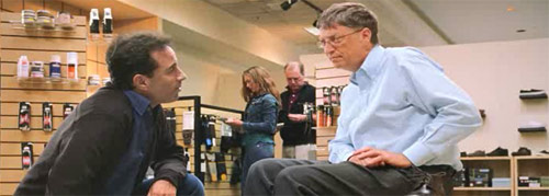seinfeld bill gates